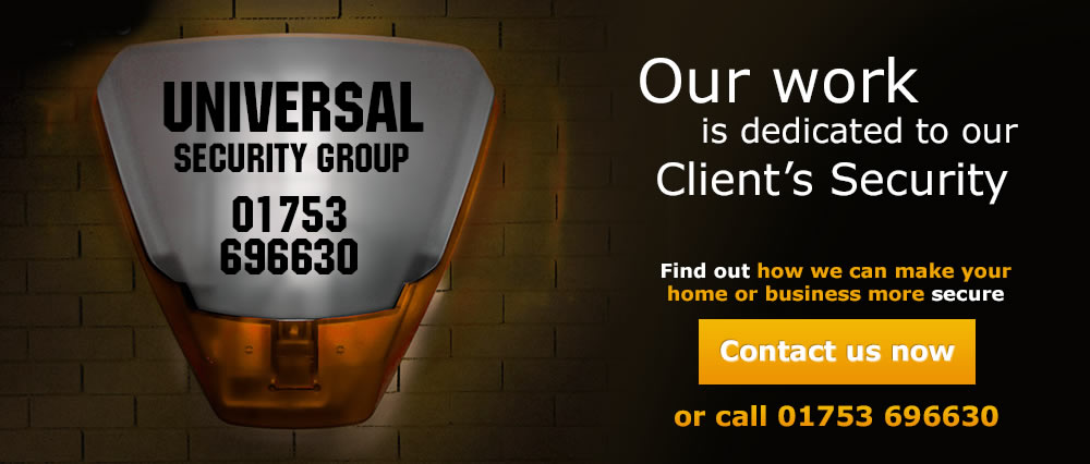 universal Security Group - Our work is dedicated to our client's security