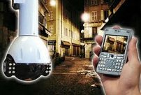 CCTV images on your mobile phone