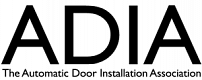 automatic door installation associaction